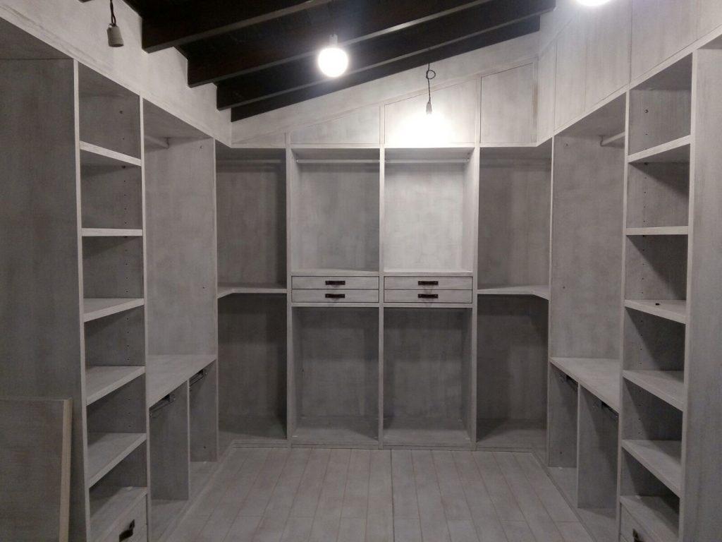 vestidor modular Ramycor