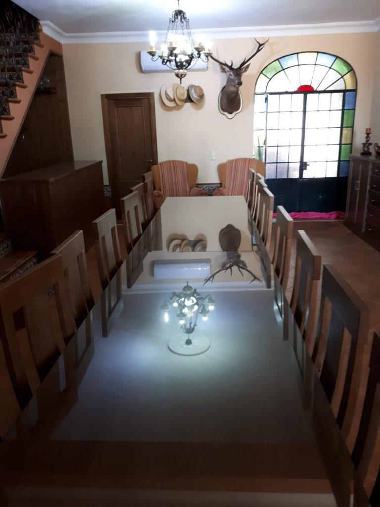 Salón comedor Muebles Mudeval