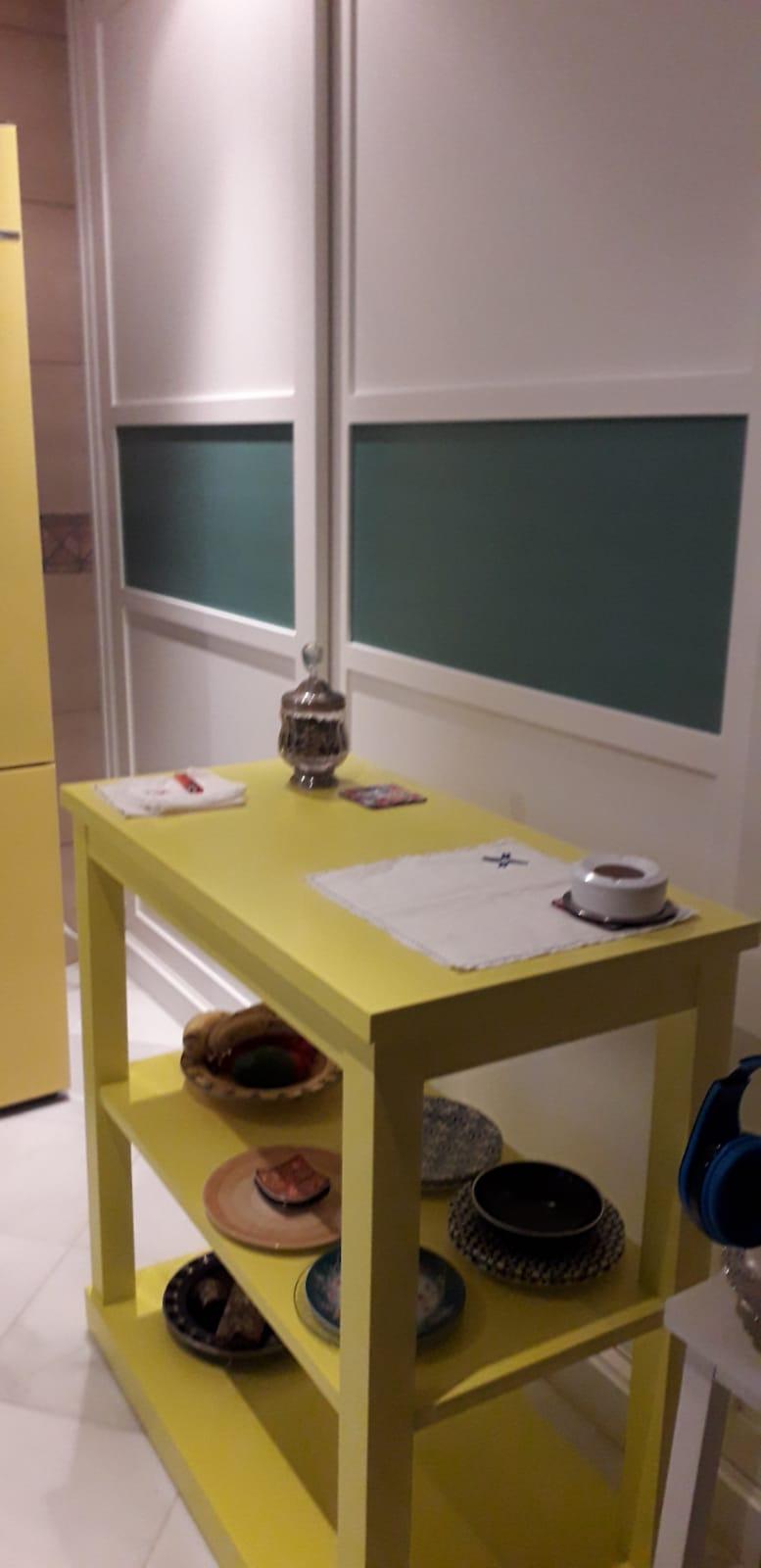 Cocina a medida: dale color