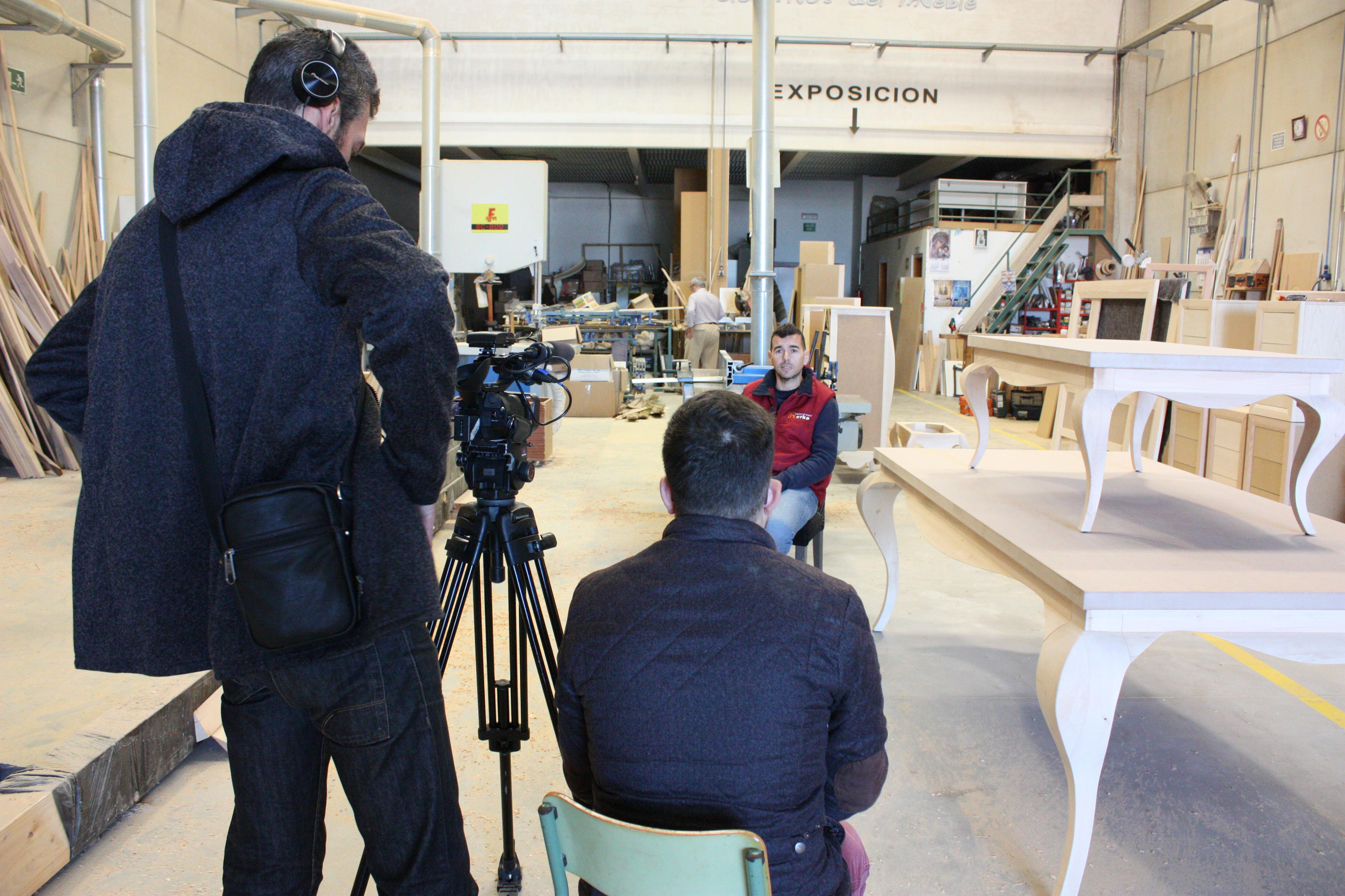 """El mueble a medida de Valverde, protagonista del programa """"Así es"""" de Condavisión"""