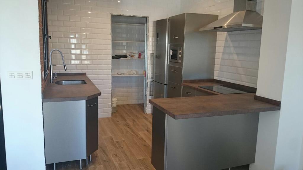 Cocinas a medida para todos los estilos y espacios