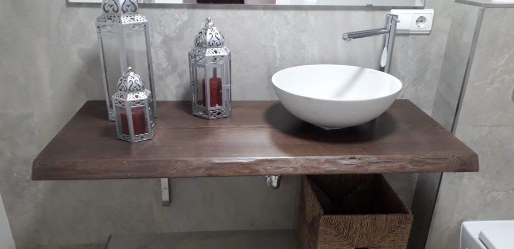 Encimera de baño de Muebles Mudeval