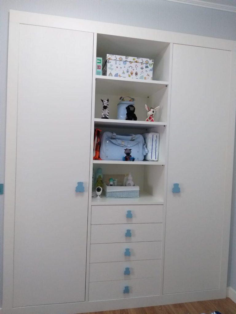 armario infantil a medida Muebles Ramycor