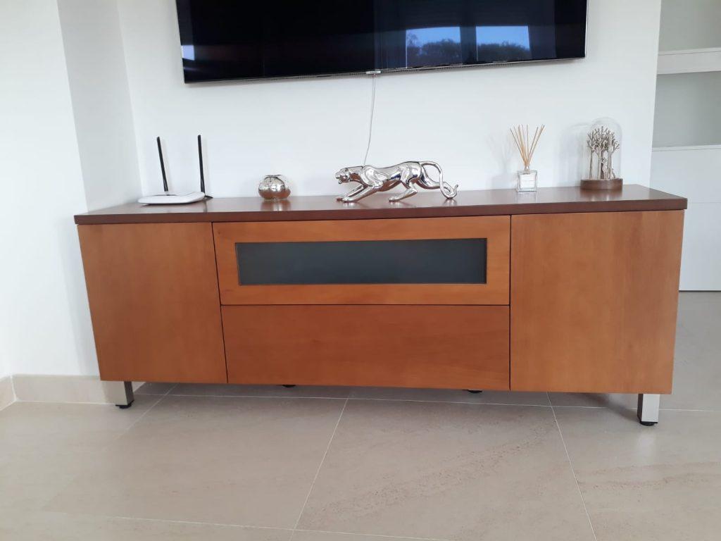 Mueble televisión muebles andévalo