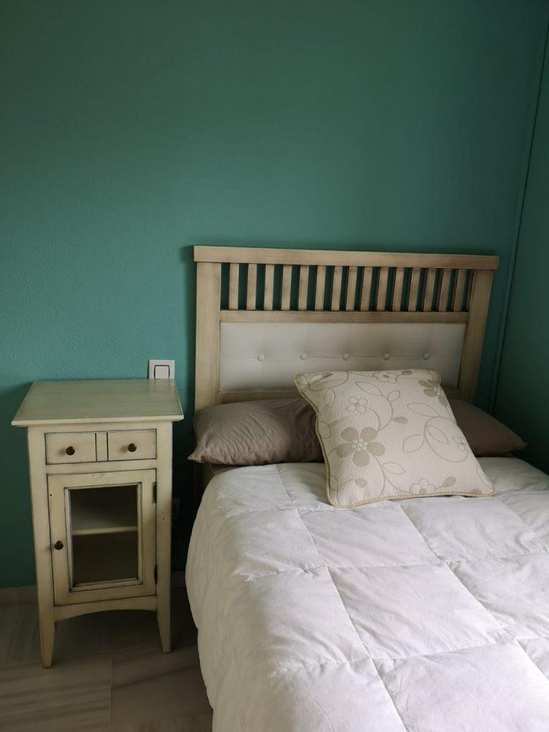 dormitorio envejecido jucal