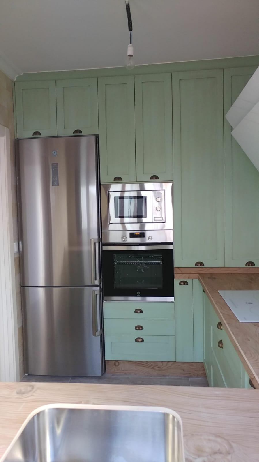 "Elige el verde menta o ""mint"" en tu cocina: calma, relaja e ilumina"