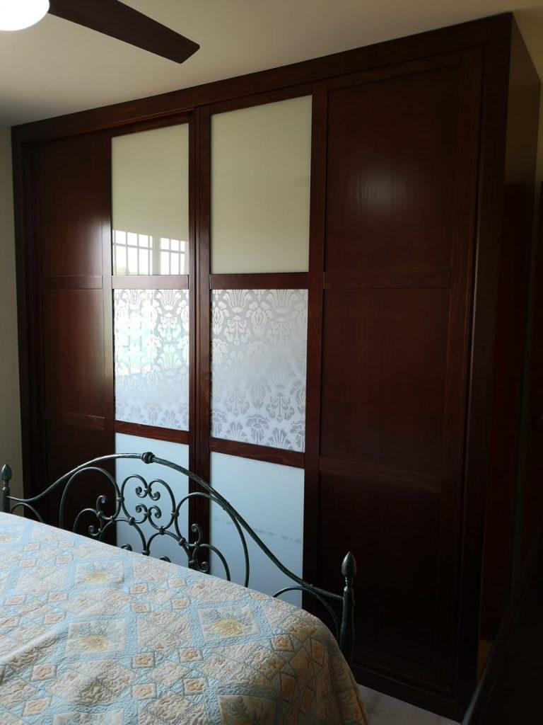 armario personalizado muebles Jucal