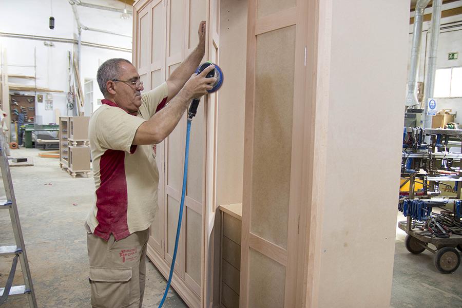 Empresas del mueble a medida de Valverde participan en las jornadas de puertas abiertas de los Días Europeos de la Artesanía