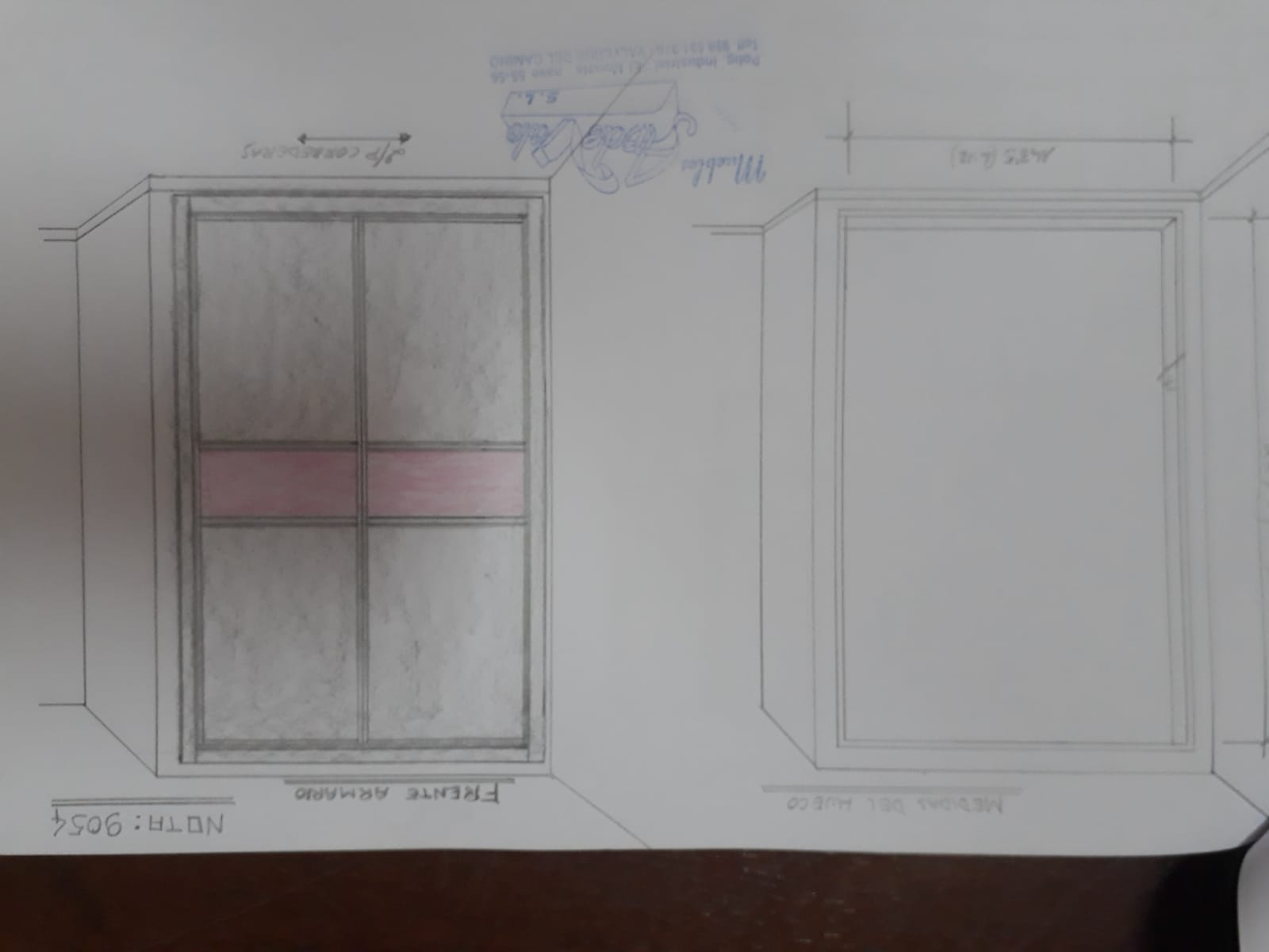 Aprovecha todo el espacio: habitación juvenil diseñada a medida