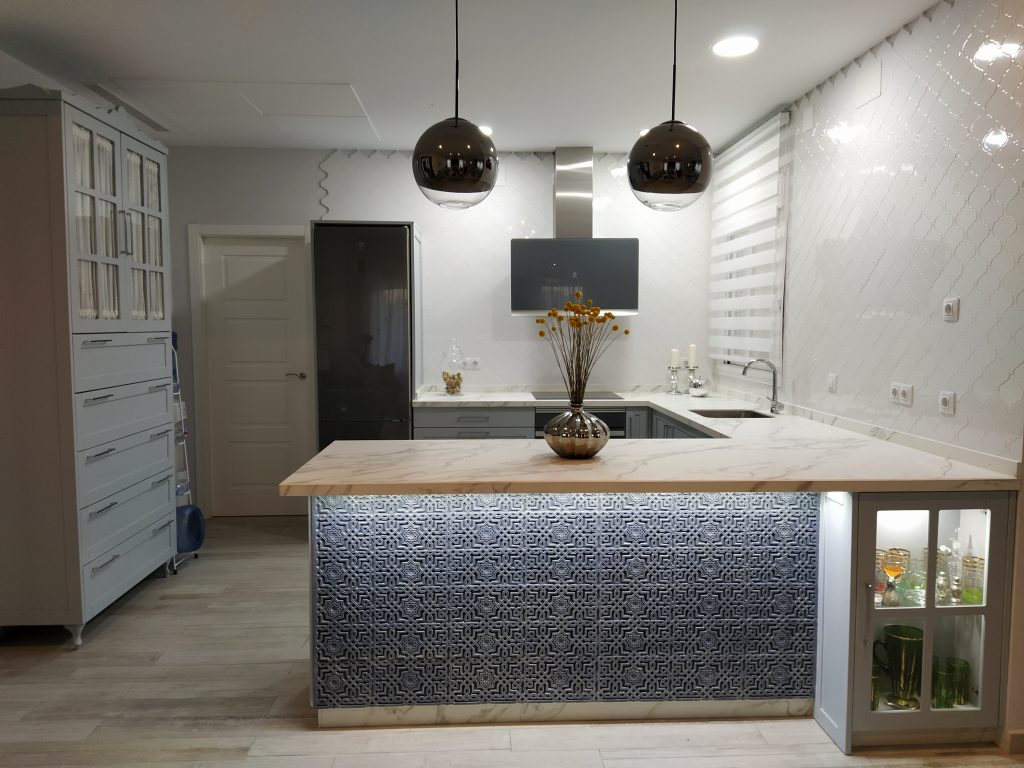 Elige cada detalle de tu cocina y hazla única
