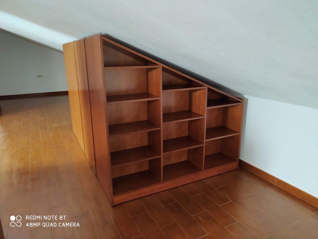 Muebles buhardilla