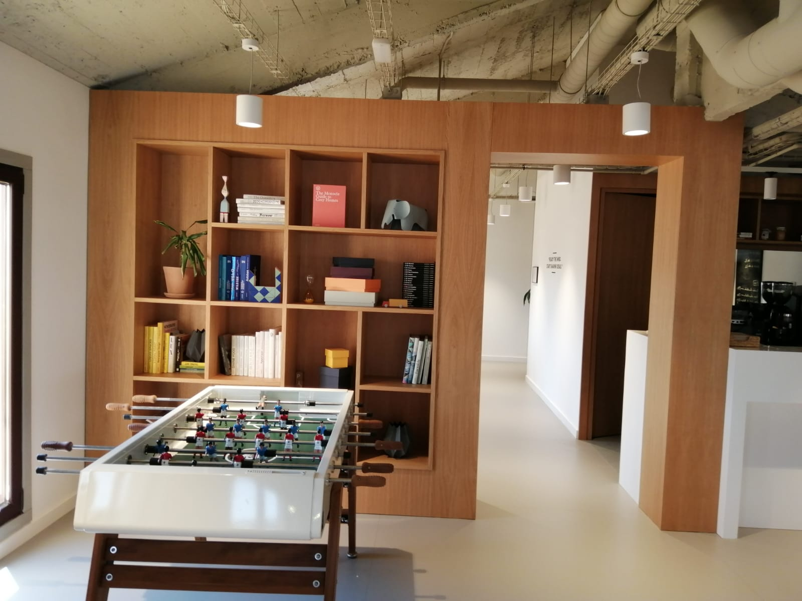 Mobiliario para oficinas a medida