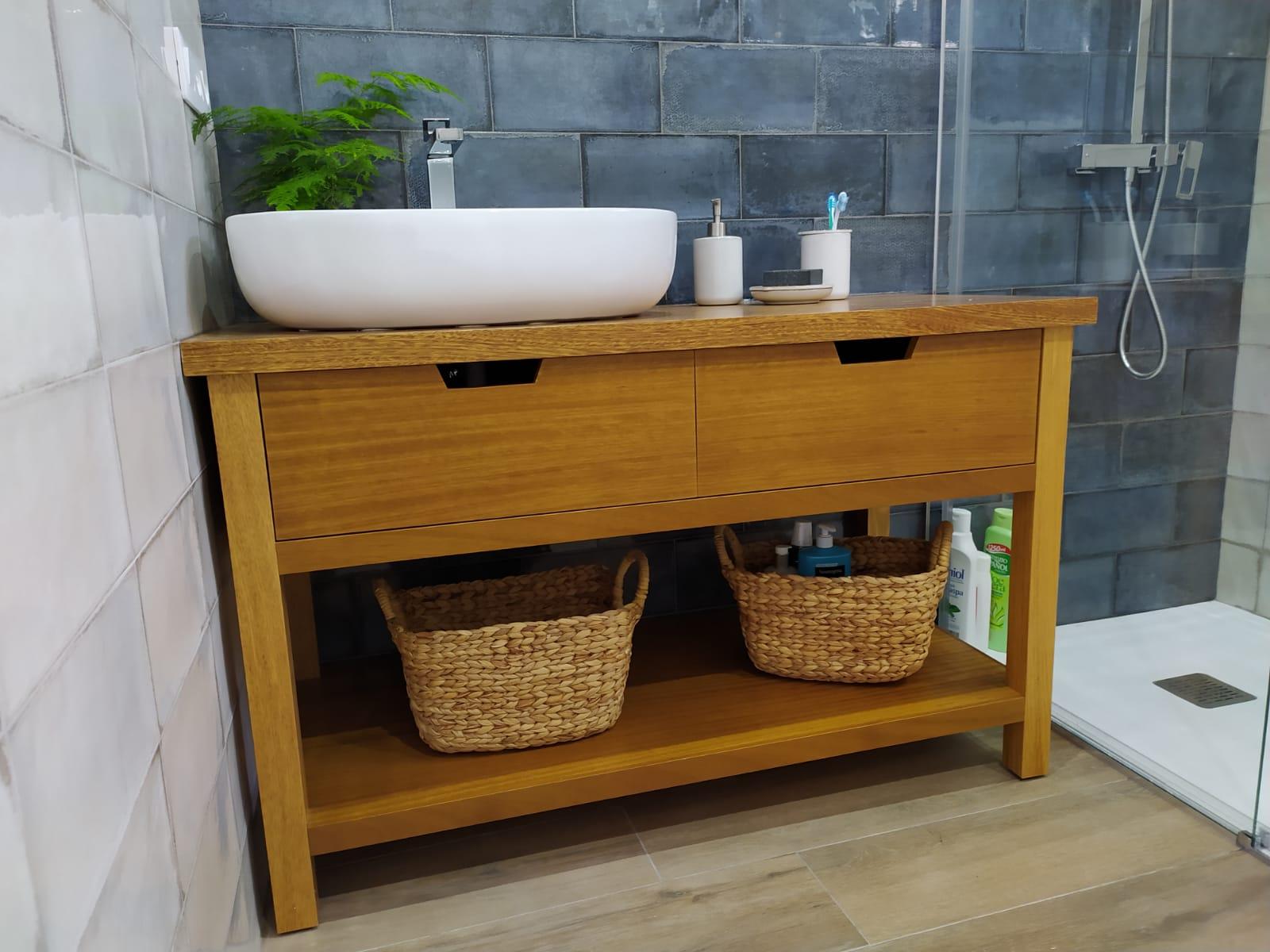 Muebles para el baño a medida