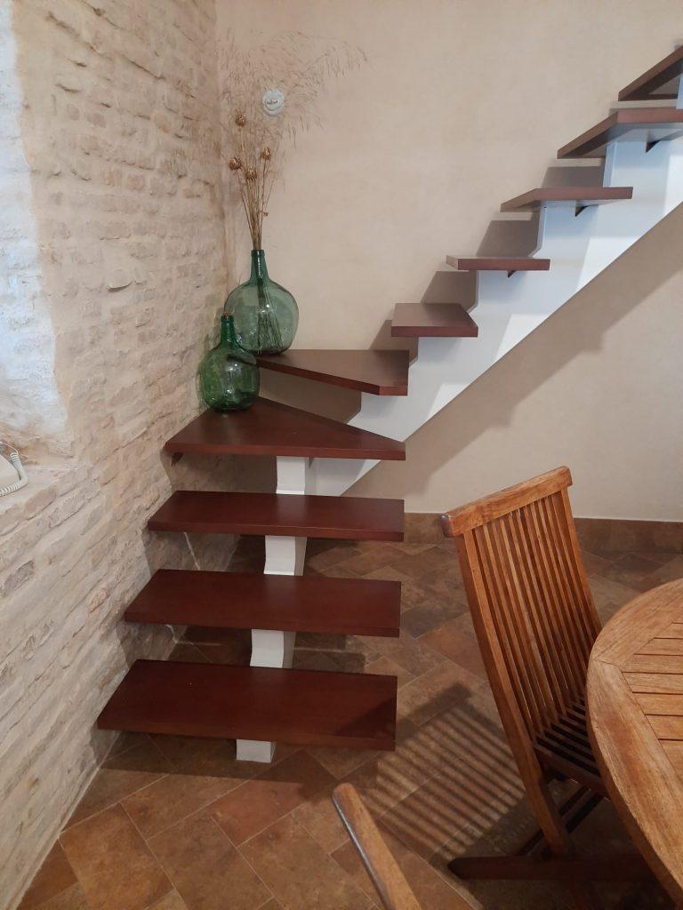 Personaliza los peldaños de las escaleras
