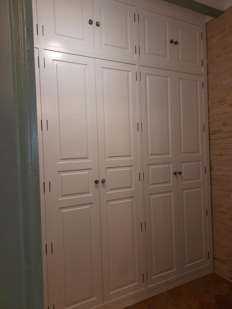 puertas armario empotrado muebles Percam