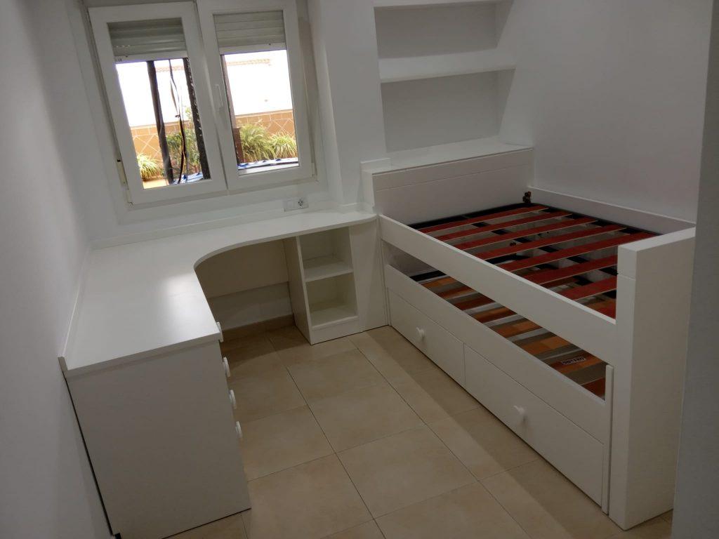 habitación infantil muebles percam