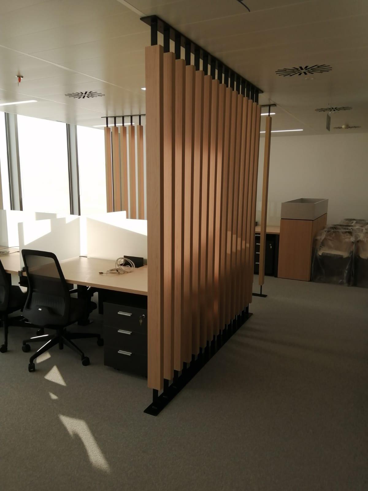 Saca todo el partido a tu oficina con muebles a medida