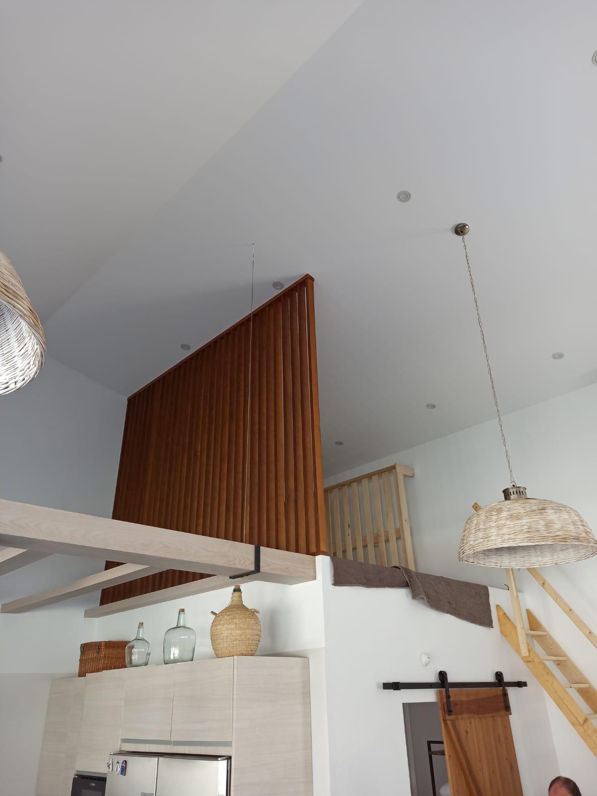 Habitación extra y aprovecha todo el espacio disponible