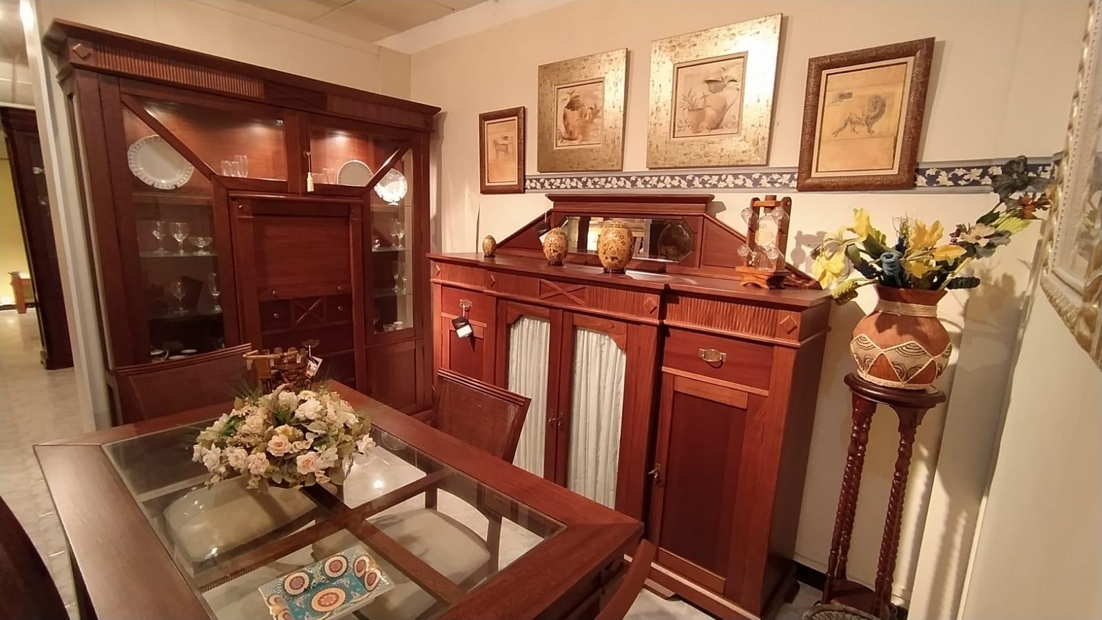 Si te gusta lo clásico… salón que nunca pasará de moda